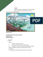 Hidrologi Dan Hidrogeologi