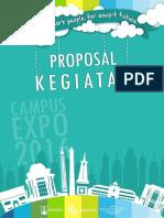 Proposal Campus Expo 2016