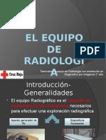 EL Equipo de Radiología