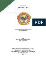 Cover Makalah Aksiologi