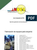 Arco Compuesto PVC