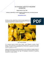 Star Fruit Intoxication in Uraemic Patient1
