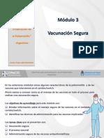 Modulo 3 - Vacunación Segura