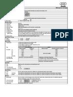 especificaciones tecnicas A4 B6