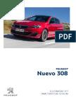 Ficha Técnica PEUGEOT 308