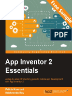 App Inventor 2 Essentials - Sample Chapter