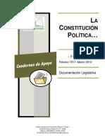 Reforma a La Constittucion