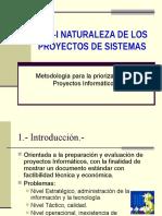 Proyectos de Ing de Sistemas