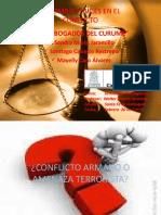 Colombia Civiles en El Conflicto