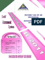 B2011 2 Explanatory Notes