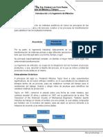 Clase I. Introducción a la Ingeniería de Métodos y Productividad.docx