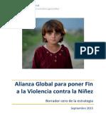 Alianza Fin Violencia Contra NNA SET2015