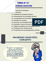 SOCIEDADES SOLECTIVAS