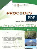 PROCODES CONANP-SECTUR
