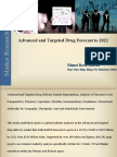 Advanced and Targeted Drug Delivery Forecast to 2021