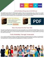 Pass4Sure 1Z0-850 Exam - Quick Tips to Pass
