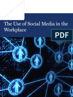 The Use of Social Media in the Workplace
