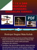1. Pendahuluan Etika Dan Undang2an Farmasi
