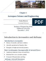 Chapter-1 Aerospace Science and Engineering