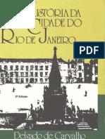 Historia da Cidade do Rio Janeiro - Delgado de Carvalho