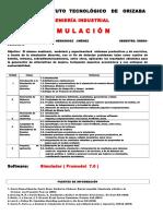 Programa Simulación Industrial 2010