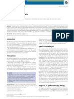 Journal of Paediatrics and Child Health Volume 50 Issue 1 2014 [Doi 10.1111%2Fjpc.12408] Tan, John W; Joshi, Preeti -- Egg Allergy- An Update