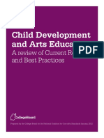 NCCAS Child Development Report