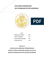 Kertas Kerja Pemeriksaan Praktikum Audit