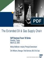8 McBroom Extended OG Supply Chain