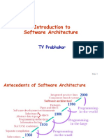 s/w architecture