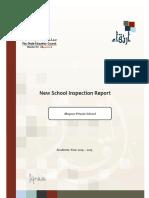 ADEC Mayoor Private School 2014 2015