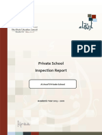 ADEC Al Awail Private School 2015 2016