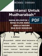 AKUNTANSI UNTUK MUSYARAKAH