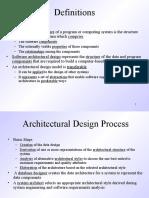 Pressman Ch 10 Architectural Style