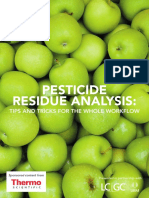 EB Pesticide Residue Analysis LCGC En