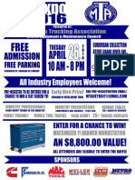 Tech Expo Flyer 2016