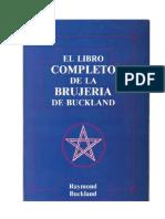 El Libro Completo de La Brujería de Buckland