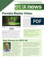 PEFC UK Newsletter April 2016