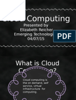 reicher-a2-cloud computing