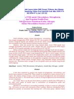 Analisis Kurva FTIR untuk NC, NG, dan Propelan DB