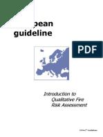 CFPA Fire Risk Assesssment