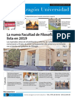 Aragón Universidad Nº 104