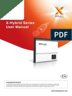 X Hybrid User Manual