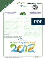 Speciale Newsletter Cemav