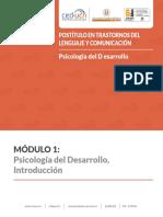 Psicol Desarrollo INTRODUCClON Modulo 1