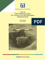 A453 Widening Scheme, Site 28, Animal Bone