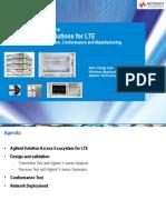 02-LTE Test Solution Workshop BKK