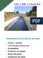 Flujo en Canales
