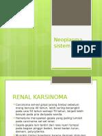Neoplasma Sistem Kemih