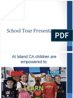 communications-info meeting   tour presentations newsletters